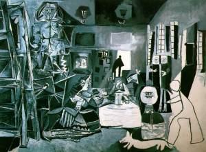 Picasso, Las Meninas