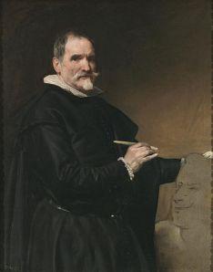 Velazquez, Juan Martínez Montañés, Prado