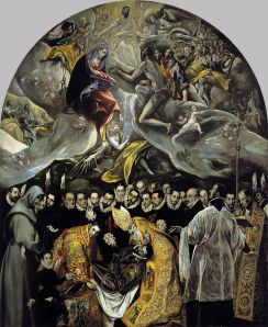 Burial of the Count of Orgaz, San Tomas, Toledo