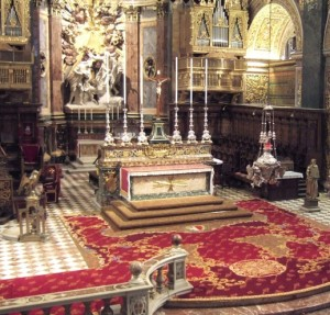 St John's Co-Cathedral Malta