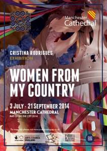2014-06-Cristina Rodriguez-Women from my country