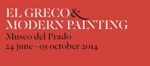 2014-06-El Greco and modern painting-poster
