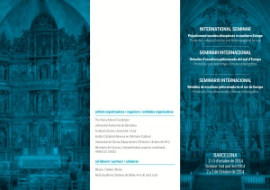 Seminari Internacional Retaules