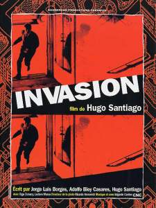 HUGO SANTIAGO - INVASION