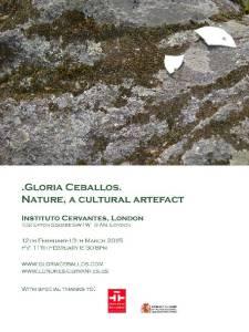 Gloria CEBOLLAS exhibition