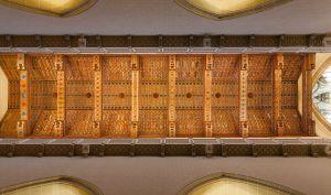 Mudejar Roof, Teruel Cathedral