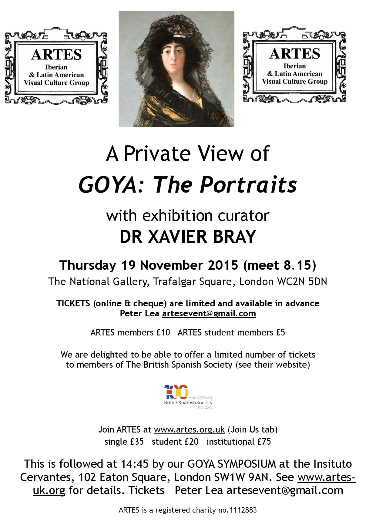 GOYA PV ARTES Members ME 4 OCT 2015