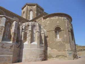 Seu Vella of Lleida, eastern sector