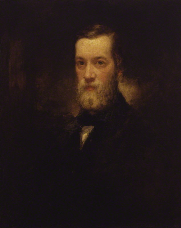 NPG 2543; Sir John Robinson by John James Napier