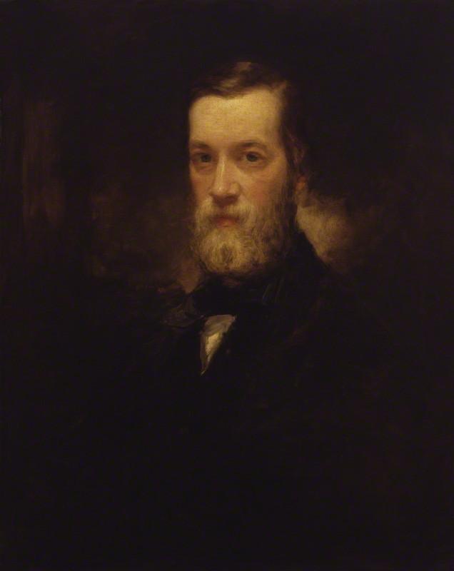 NPG 2543; Sir John Robinson by John James Napier
