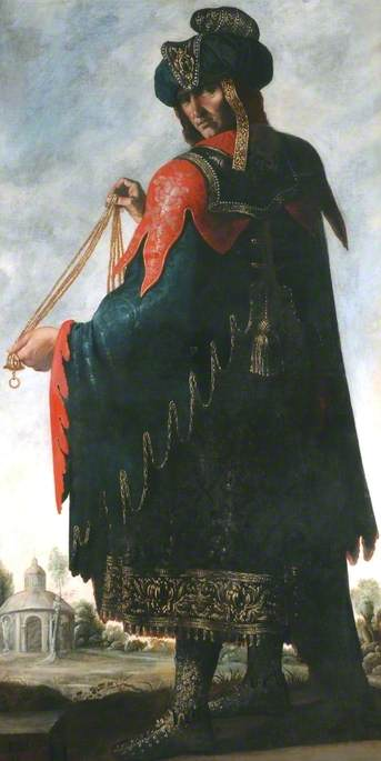 de Zurbaran, Francisco, 1598-1664; Levi III