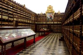 Fig 3 Biblioteca Histórica de Santa Cruz Valladolid