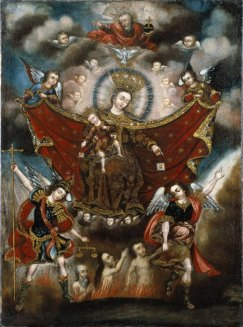 brooklyn_museum_-_virgin_of_carmel_saving_souls_in_purgatory_-_circle_of_diego_quispe_tito_-_overall