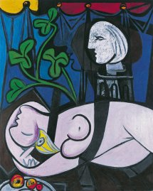 pablo_picasso_nude_green_leaves_and_bust_femme_nue_fueilles_at_buste_1932_private_collection_c_succession_picassodacs_2017